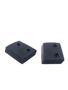 Convertible Top, Bumper Pads - For Base Of Folding Post - Steel Core Photo Main