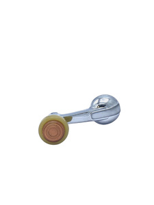 Vent Crank With Copper Swirl Knob - Economy Grade Photo Main