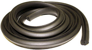 Trunk Weatherstrip - Fleetline 2-Door (Aerosedan) Photo Main