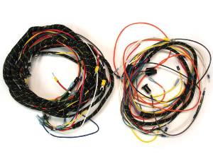 Wiring Harness, Main - For Generator And Turn Signals - Plastic Covered Wire - Chevy Truck Photo Main