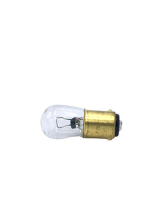 Bulb -Dome Lamp Bulb #1004 12v Dual Contacts (Straight Pins) Photo Main