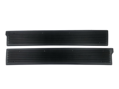 Sill Plates -Rubber, Front. Sedan Delivery, Wagon & 4-Door Photo Main