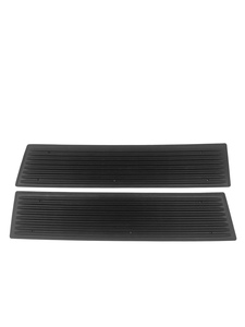 Sill Plates -Rubber, Rear. 4-Door & Wagon (Except Fleetline) Photo Main