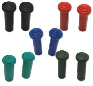 Door Lock Buttons. Choose Black, Red, Blue, Turquoise Or Dark Green For 1951-60 Photo Main