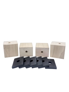 Bed Mount Blocks & Pads For 1/2 Ton Photo Main