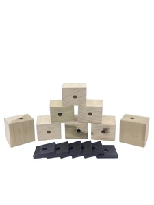 Bed Mount Blocks & Pads For 3/4 Ton Photo Main