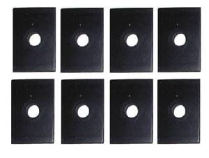 Bed Mounting Rubber Pads For 1/2 Ton Photo Main