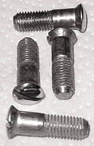 Door Latch Striker Screws -(Stainless Steel)  Photo Main