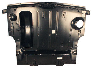 Trunk Floor Pan, Complete, With Braces Photo Main