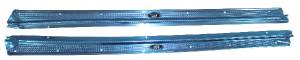 Sill Plates, 2-Door -Aluminum -Except Convertible & Sedan Delivery Photo Main