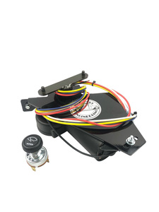 Windshield Wiper Motor -12v, 2-Speed With Park Position Photo Main
