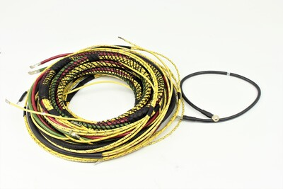 Wiring Harness, Tail Light - Convertible, Cloth Covered Photo Main