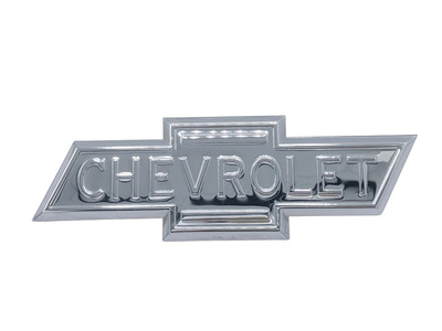 Emblem, Side Of Hood - Chrome Chevrolet Bowtie Photo Main