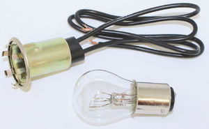 Park Light Sockets & Bulbs -6v Photo Main