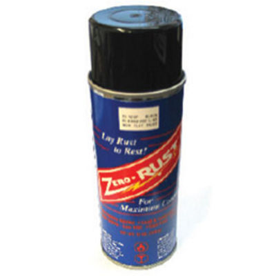 Paint 12 Oz Spray Can (Satin Black) Photo Main