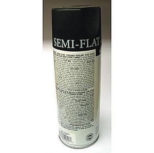 Paint - Semi Flat Black - 12 Oz Spray Can Photo Main