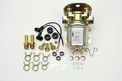 Fuel Pump Electric, Inline 6 Volt Photo Main