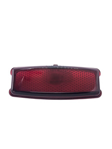 Lens - Tail Light Glass Script (Except Fleetline 4-Door, Sedan Del & Wagon) Photo Main