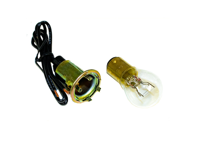 Park Light Sockets & Bulbs 6v Photo Main