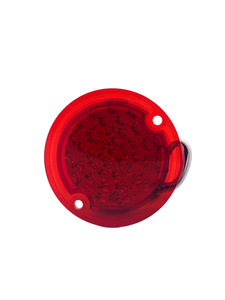 Tail Light, LED (Red Lens) 12 Volt Photo Main