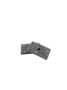 Brake & Clutch Pedal, Felt Floor Seals -(2 Pieces) Photo Main