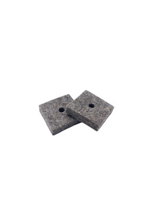 Brake & Clutch Pedal Felt Seals At Floor-(2 Pieces) Photo Main