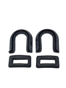 Bumper Bracket Grommets, Front (For Beam Axle Cars) Photo Main