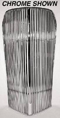 Grille - Stainless Steel, Unpolished Photo Main