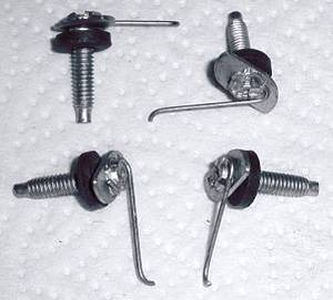 Hood Side Moulding Bolts (Does 1 Moulding)  Photo Main