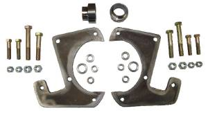 Disc Brake Conversion Brackets 1/2 Ton Only Photo Main