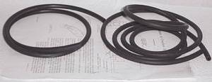 Radiator Overflow Tank Hose (8 Feet) W/ Original GM Instruction Sheet Photo Main