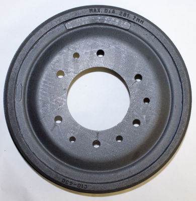 Brake Drum -Rear 1/2t & 37-42 3/4t Photo Main