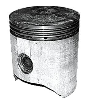 Pistons, 1937-40 Sizes: Standard To .060 Over Photo Main