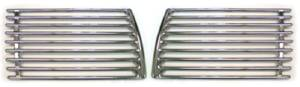 Grilles, Accessory Fender  -Polished Stainless Steel Photo Main