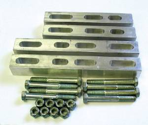 Bolt-On Front Lowering Kit. Lowers 2 To 2-1/2 Inches Photo Main