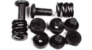 Tie Rod End Rebuild Kit (Except 39-48 Dubonnet/ Knee Action) Photo Main