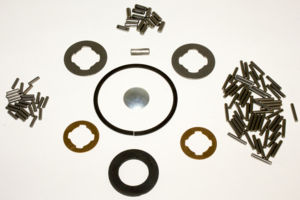 Transmission Small Parts Kit -Thrust Washers, Needle Bearings (3-Speed) Photo Main