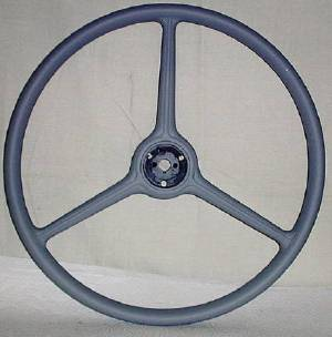 Steering Wheel Brown - Original 46 Photo Main