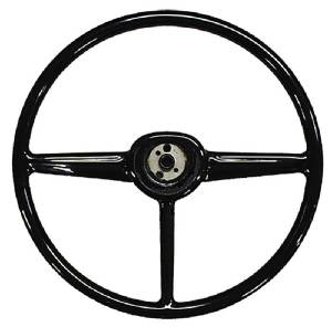 Steering Wheel -Black (Superior) Photo Main