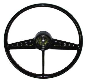 Steering Wheel- Black (Superior) Photo Main