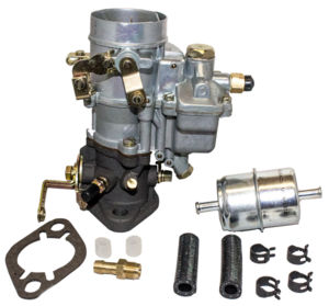 Chevy Parts 187 Carburetor Replacement