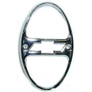 Rim - Taillight, Chrome With Bowtie Center Photo Main