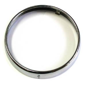 Rim - Headlight (Door), Chrome Photo Main