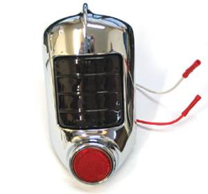 Tail Light Assembly With Rim & Reflector Photo Main