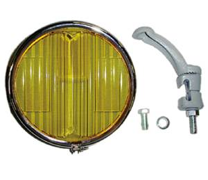 Fog Lights -Nice Repro With Brackets Photo Main