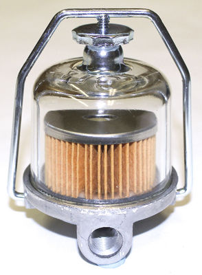 Gas Filter Assembly With Glass Bowl (Fuel)  Photo Main