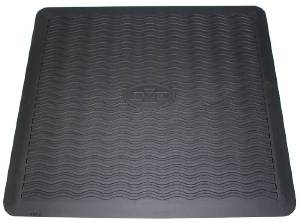 Floor Mats -Original 53-54 Accessory, Throw Mat, Black Photo Main