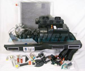 Complete Air Conditioning (HVAC) System - Under Dash, Electronic Photo Main