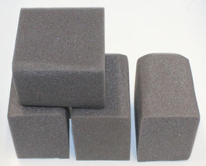 Adam's Detail Sponge, 4-Pack Photo Main