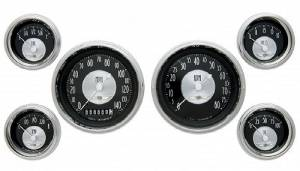 Instrument Gauges - (6 Gauge Set) - All American Tradition Series 12v Photo Main